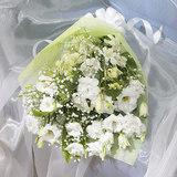 白トルコ花束