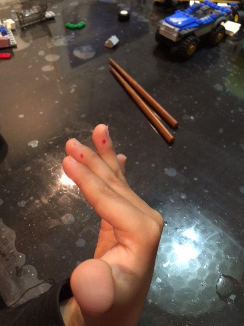 20150522_お箸の練習