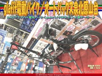 glafit電動バイク(4)/オートバックス泉北原山台画像02 ▼画像クリックで640x480pxlsに拡大@エリ子花前カレン