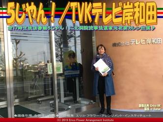 5じやん!(4)/TVKテレビ岸和田画像01 ▼画像クリックで640x480pxlsに拡大@エリ子花前カレン