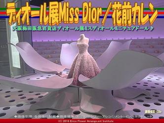 ディオール展Miss Dior/花前カレン画像03