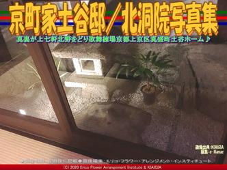 京町家土谷邸(11)/北洞院写真集画像01 ▼画像クリックで640x480pxlsに拡大@北洞院エリ子花前カレン