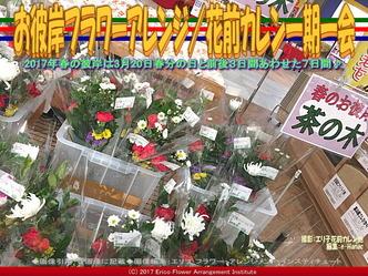 お彼岸フラワーアレンジ(8)/花前カレン画像03