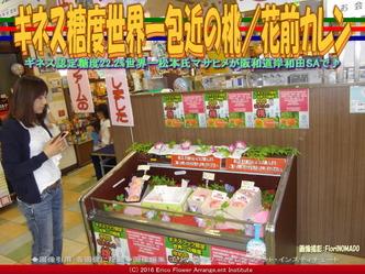 ギネス糖度世界一包近の桃/花前カレン画像02
