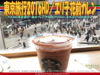 東京旅行2016HD(3)/エリ子花前カレン画像01 ▼画像クリックで640x480pxlsに拡大@エリ子花前カレン