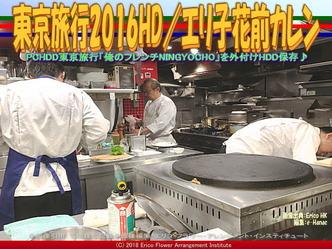 東京旅行2016HD(8)/エリ子花前カレン画像01 ▼画像クリックで640x480pxlsに拡大@エリ子花前カレン