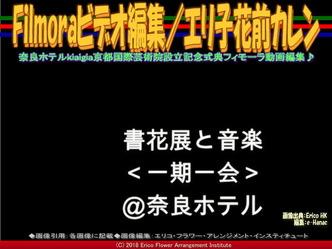 Filmoraビデオ編集(8)/エリ子花前カレン画像01 ▼画像クリックで640x480pxlsに拡大@エリ子花前カレン