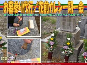 お墓参り代行サービス/花前カレン画像03
