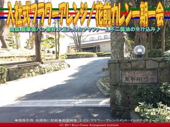 入社式フラワーアレンジ(5) /花前カレン一期一会画像02