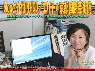blogと外付けHDD/エリ子@京都国際芸術院画像01 ▼画像クリックで640x480pxlsに拡大@エリ子花前カレン