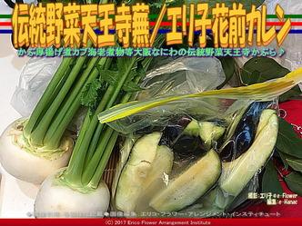 伝統野菜天王寺蕪(5)/エリ子花前カレン画像02
