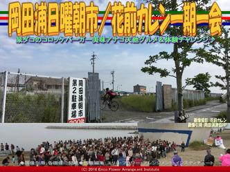 岡田浦日曜朝市(2)/花前カレン画像02
