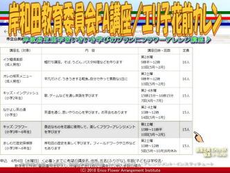 岸和田教育委員会FA講座(5)/エリ子花前カレン画像02 ▼画像クリックで640x480pxlsに拡大@エリ子花前カレン