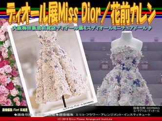 ディオール展Miss Dior(3)/花前カレン画像03