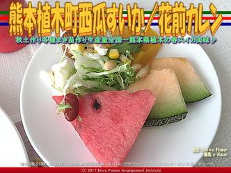 熊本植木町西瓜すいか(3)/花前カレン画像02