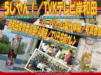 5じやん!/TVKテレビ岸和田画像02 ▼画像クリックで640x480pxlsに拡大@エリ子花前カレン