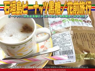 石垣島ピーナッツ黒糖/花前旅行画像02