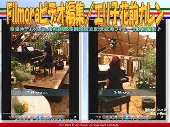 Filmoraビデオ編集(9)/エリ子花前カレン画像02 ▼画像クリックで640x480pxlsに拡大@エリ子花前カレン