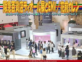 阪急百貨店ディオール展とEMV/花前カレン画像03