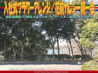 入社式フラワーアレンジ(2)/花前カレン一期一会画像01