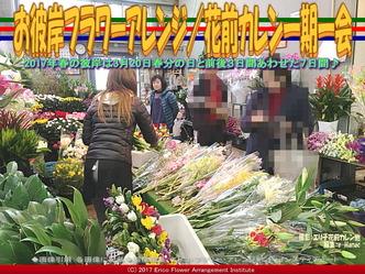 お彼岸フラワーアレンジ(11)/花前カレン画像02
