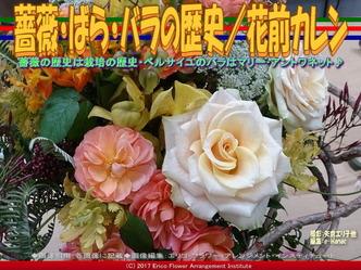 薔薇・ばら・バラの歴史/花前カレン画像01