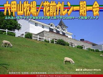 六甲山牧場(4)マップ/花前カレン画像03