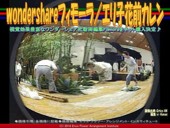 wondershareフィモーラ(2)/エリ子花前カレン画像01 ▼画像クリックで640x480pxlsに拡大@エリ子花前カレン