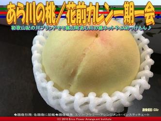 あら川の桃清水白桃/花前カレン画像02
