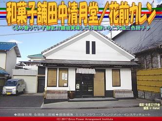 和菓子舗田中清月堂(4)/花前カレン画像01