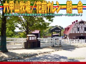 六甲山牧場(5)駐車場/花前カレン画像01