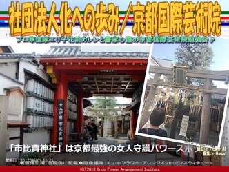 社団法人化への歩み(6)/京都国際芸術院画像01▼画像クリックで640x480pxlsに拡大@エリ子花前カレン