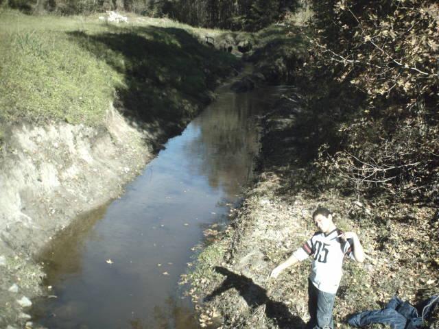 パークの川