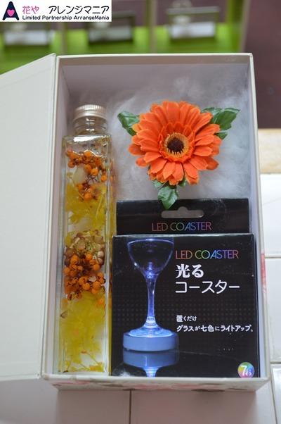 沖縄県の花屋さんハーバリウム (2)