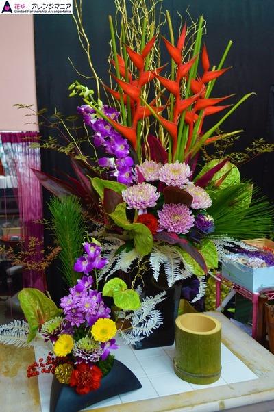 沖縄の花屋アレンジマニア (2)