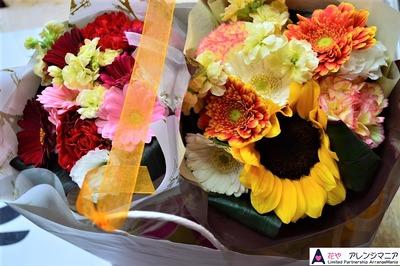 沖縄の花屋ー花束