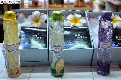 沖縄の花屋ハーバリウム