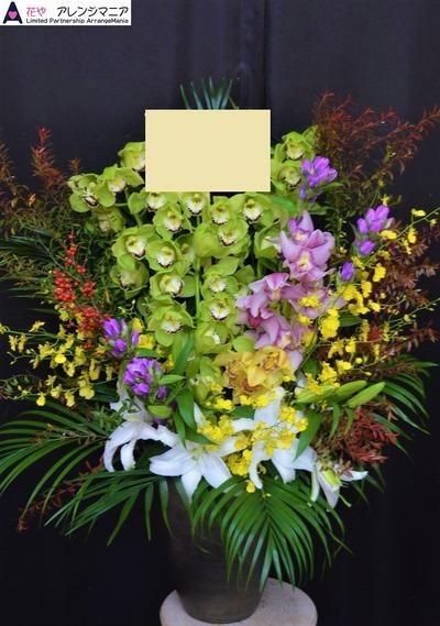 開店祝い・沖縄 花屋アレンジマニア