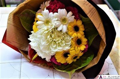 沖縄の花束