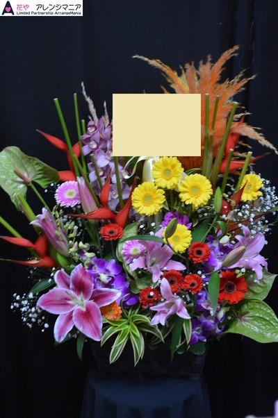 沖縄の花屋-開店祝い