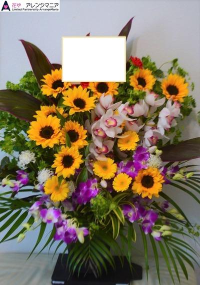 沖縄の花屋・開店祝い8800円