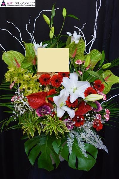 沖縄の花屋開店祝い