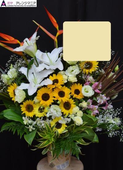 沖縄で開店祝いの花屋