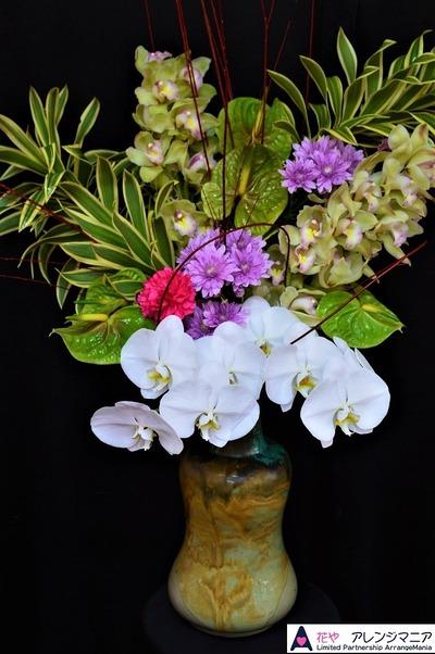 沖縄の花屋・定期納品