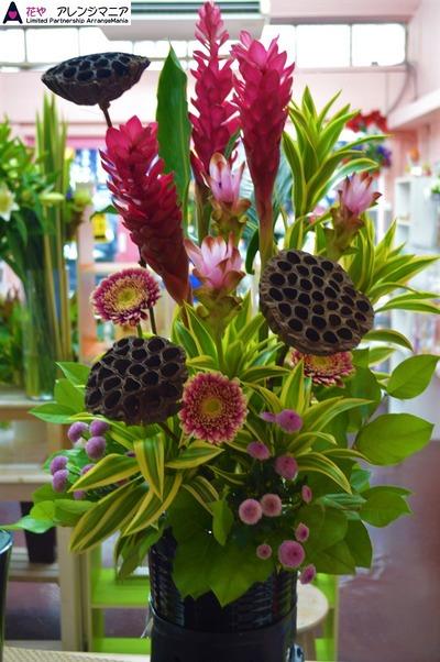 沖縄・開店祝いの花