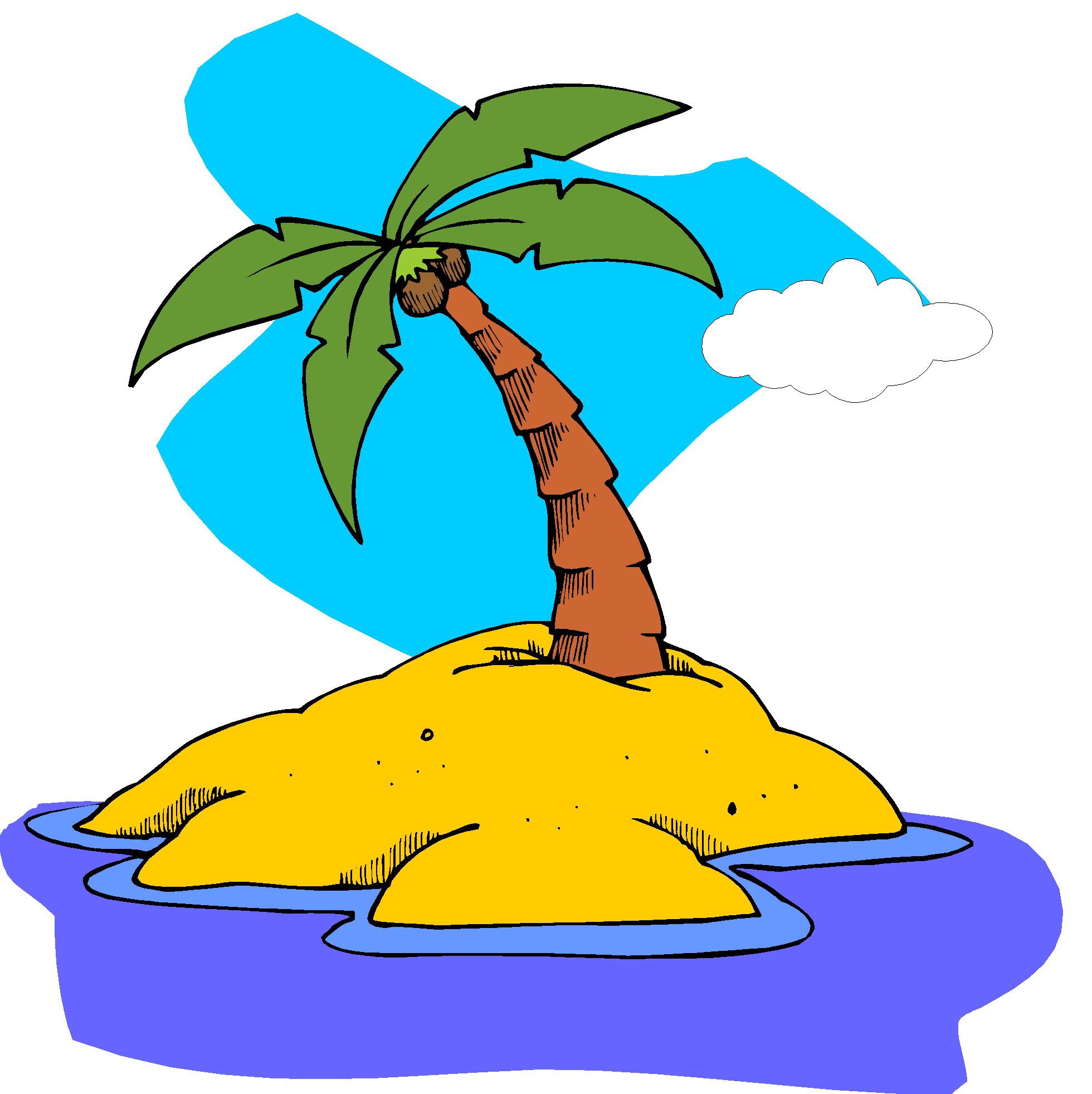 clipart caribbean islands - photo #2