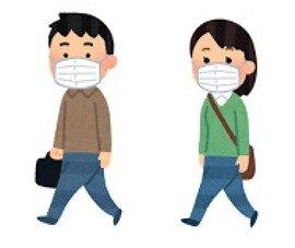 s-20200530マスク歩く人員男女