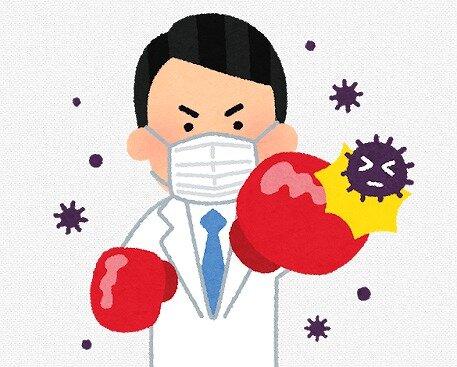 s-20200405ウイルスと戦う男性