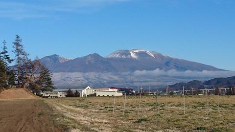 浅間山 1212