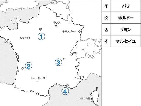 地図記入例1
